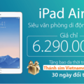 iPad Air 2 16Gb Cũ (4G + Wifi)